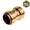 Mueller Proline 3/4-in x 3/4-in x 3/4-in Copper Push-Fit Coupling Fitting
