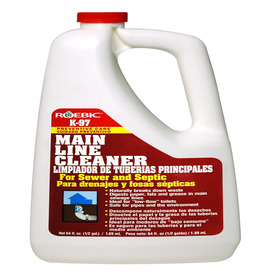 Roebic Laboratories, Inc. 64 oz Main Line Cleaner