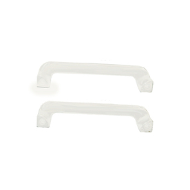 American Standard 8-1/8-in White Wall Mount Grab Bar
