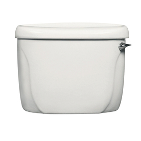 American Standard Cadet White Single-Flush Toilet Tank