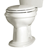 American Standard Standard Chair Height White Toilet Bowl