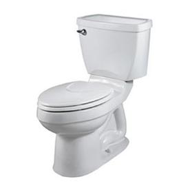 American Standard Champion 4 White 1.6 GPF Elongated 2-Piece Toilet