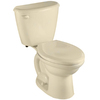 American Standard Colony FitRight Bone 1.6 GPF Elongated 2-Piece Toilet