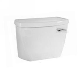 American Standard White 1.6-GPF (6.06-LPF) 12-in Rough-In Pressure Assist Single-Flush High-Efficiency Toilet Tank