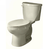 American Standard Evolution Linen 1.6 GPF Elongated 2-Piece Toilet