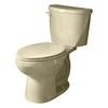 American Standard Evolution 2 Bone 1.28 GPF High Efficiency WaterSense Elongated 2-Piece Toilet
