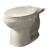 American Standard Evolution Chair Height Linen Toilet Bowl