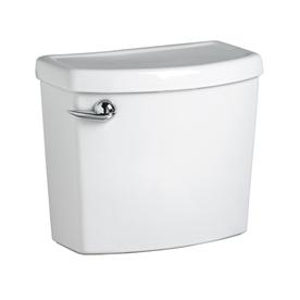 American Standard Cadet 3 White 1.28-GPF (4.85-LPF) 12-in Rough-In Single-Flush High-Efficiency Toilet Tank