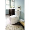 American Standard Clean White 1.28-GPF (4.85-LPF) 12-in Rough-in WaterSense Elongated 2-Piece Comfort Height Toilet