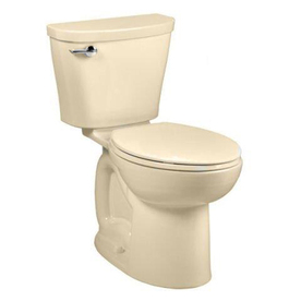 American Standard Saver Bone 1.28 GPF High Efficiency WaterSense Elongated 2-Piece Toilet