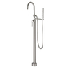 American Standard Chrome 1-Handle Fixed Freestanding Bathtub Faucet