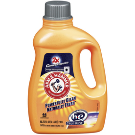 ARM & HAMMER 68.75 fl oz Clean Burst Laundry Detergent