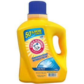 ARM & HAMMER 150 Ounce(S) Clean Burst Laundry Detergent