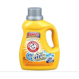 ARM & HAMMER 62.5-oz Laundry Liquid Detergent