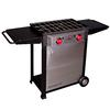 Camp Chef Somerset II 44-in 2-Burner 20 lb Cylinder Electronic Ignition Outdoor Stove