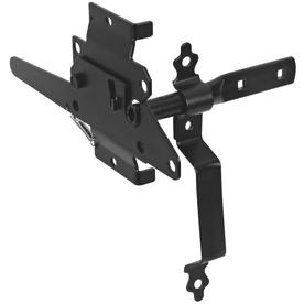 Stanley-National Hardware Black Gate Kit