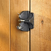 Stanley-National Hardware Steel-Painted Gate Latch