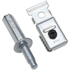Stanley-National Hardware 1/2-in Bifold Closet Door Top Pivot Pin