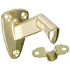 Gatehouse 3.169-in x 1.8-in Brass Handrail Bracket
