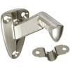 Gatehouse Satin Nickel Hand Rail Bracket