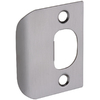 Gatehouse Satin Nickel Screen Door and Storm Door Strike Plate
