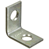 Stanley-National Hardware 3/4-in x 1/2 Zinc Brace