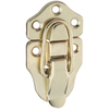 Gatehouse 2-Pack Brass Cabinet Catch