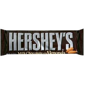 Hershey's 1.45-oz Hershey's with Almonds Candy Bar