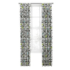 Style Selections Sheply 84-in L Kids Rod Pocket Window Curtain Panel