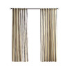 Solaris Cabana Stripe Outdoor Window Curtain Panel
