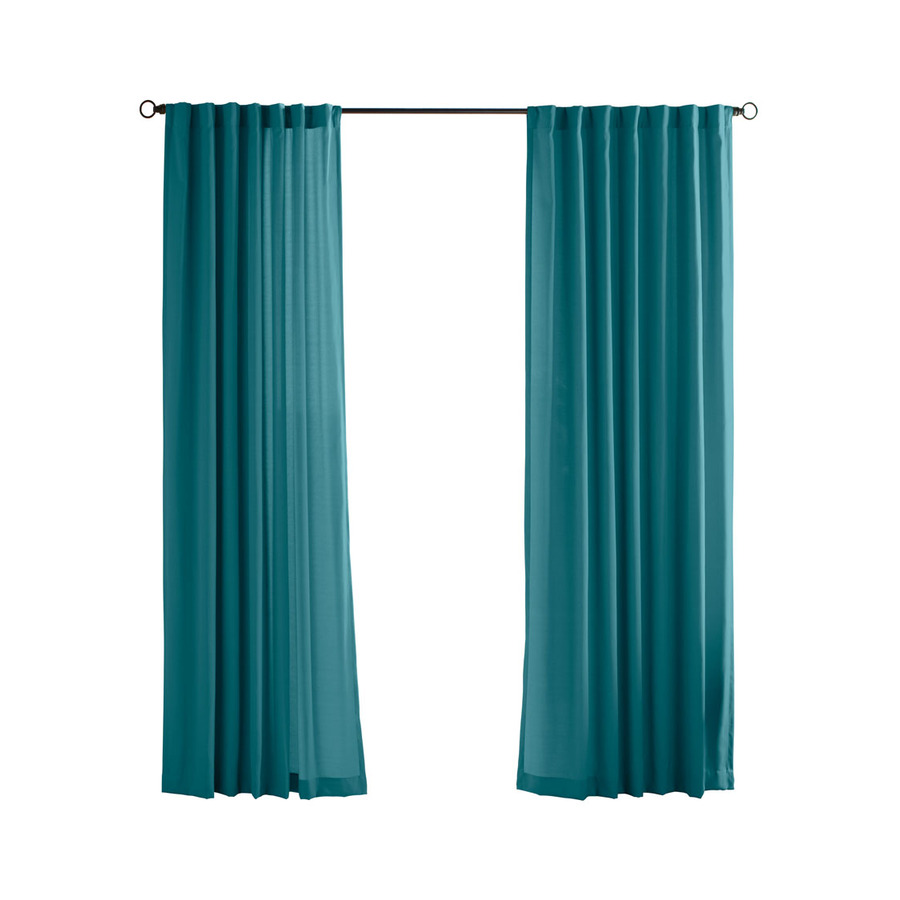 Buy teal curtains from bed bath beyond autos post for Where to buy drapery