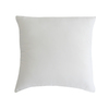 allen + roth 18-in W x 18-in L White Square Accent Pillow