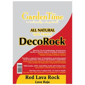Garden Time 0.5 cu ft Lava Rock