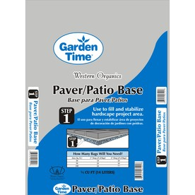 Garden Time 50 lbs Natural Paver Base