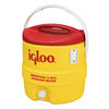 Igloo 3-Gallon Yellow Poly Beverage Dispenser