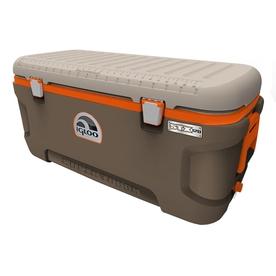 Igloo 120-Quart Plastic Chest Cooler