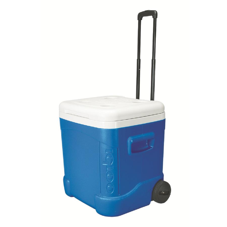 Shop Igloo 60 Quart Wheeled Cooler At Lowes Com