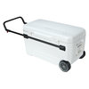 Igloo 110-Quart Wheeled Plastic Chest Cooler