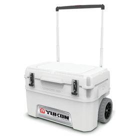 Igloo 50-Quart Wheeled Plastic Chest Cooler