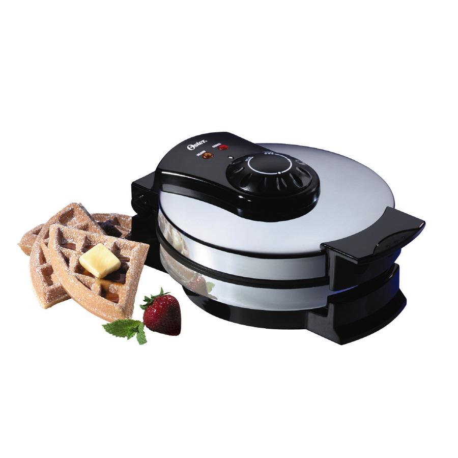oster flip waffle maker instructions