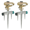 Gilmour 5800 Sq.-ft Impulse Spike Sprinkler