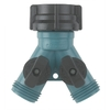 Gilmour Plastic 2-Way Restricted-Flow Water Shut-Off