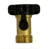 Gilmour Brass 1-Way Restricted-Flow Water Shut-Off