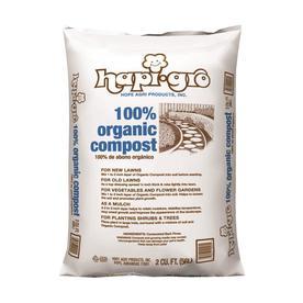 Hapi-Gro 2-cu ft Organic Compost