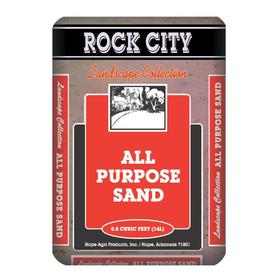 Rock City 50 lbs All-Purpose Sand