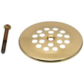 Delta 1-3/4-in dia Polished Brass Strainer Basket Only Sink Strainer RP7430PB