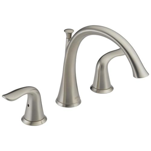 can i replace a two handle lavatory faucet with a single handle