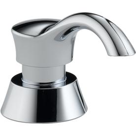 Delta Chrome Soap/Lotion Dispenser