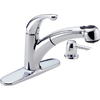 Delta Palo 1-Handle Pull-Out Kitchen Faucet