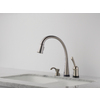 Delta Pilar Touch2O Stainless 1-Handle Pull-Down Touch Kitchen Faucet
